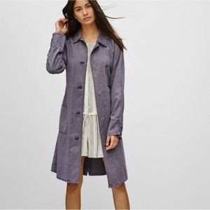 NWOT Aritzia Wilfred Free Michelle Trench Coat